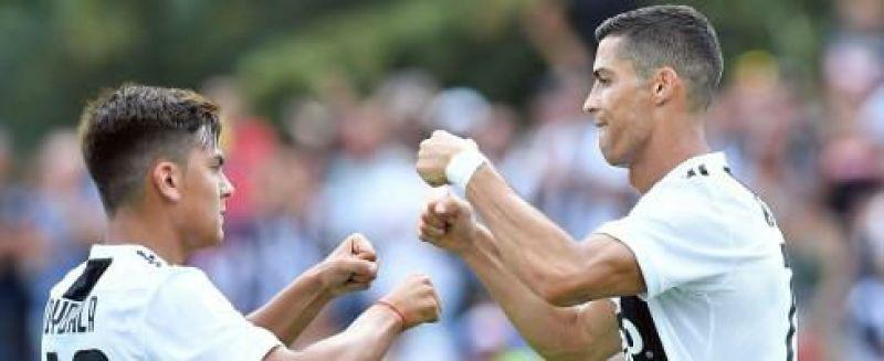 migliore vendita grande sconto nuova collezione Ronaldo scores on Juve debut News - Daily Sports Nigeria