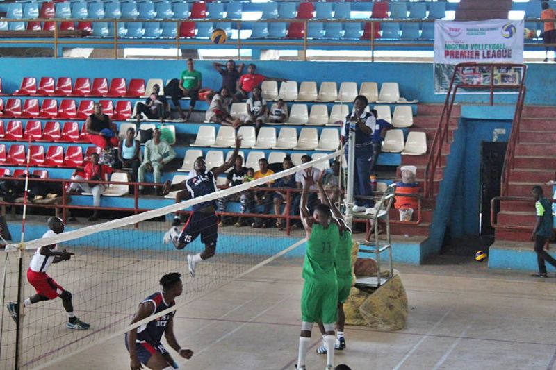 Volleyball Premier League: Customs and NSCDC teams lock horns on Day